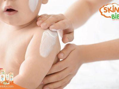 Lưu ý những chất bảo quản có hại cho da của trẻ nhỏ